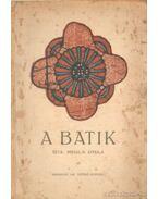 A batik