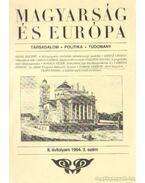 Magyarság és Európa 1994. II. évfolyam 3. szám