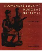 Slovenské ludové hudobné nástroje