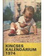 Kincses Kalendárium 1974