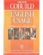 The Collins Cobuild English Usage