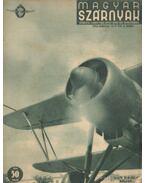 Magyar Szárnyak 1942. 6. szám március