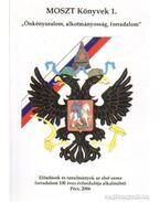 Modern Oroszország és Szovjetunió történeti kutatócsoportjának közleményei I. kötet