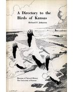 A Directory to the Birds of Kansas