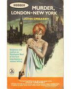 Murder, London - New York