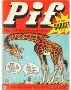Pif et son Gadget No 66. (francia nyelvű)