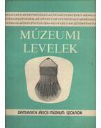 Múzeumi levelek 45-46. szám