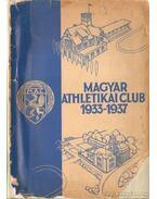 Magyar Athletikai Club 1933-1937