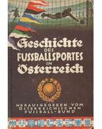 Geschichte des fussballsportes in Österreich