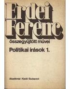 Politikai írások 1.