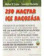 250 magyar ige ragozása