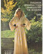 Évszakok 1980 (magyar-orosz-német-angol nyelvű folyóirat)