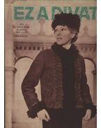 Ez a divat 1973. évfolyam (hiányos)
