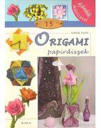Origami papírdíszek II. évf./4.