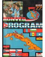 Honvéd Program 1977. szeptember 10-20