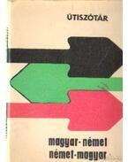 Magyar-német, német-magyar útiszótár