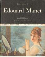 L'opera pittorica di Edouard Manet (olasz)
