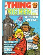 The Thing is Big Ben - Marvel Comics Ltd.