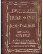 Magyar-német és német-magyar zsebszótár