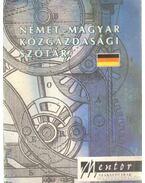 Német-magyar közgazdasági szótár