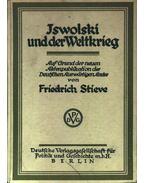 Iswolski und der Weltkrieg