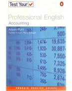 Test Your Professional English Accounting