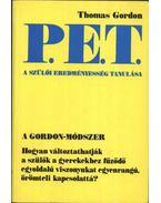 P.E.T. a szülői eredményesség tanulása