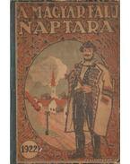 A Magyar Falu Naptára az 1922-ik évre