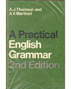 A Practical English Grammar 2nd Edition