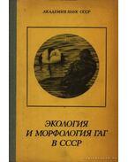 A pehelyrécék ökológiája és morfológiája a Szovjetúnióban (Экология и морфология гаг в ССС