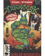 Tini Titán Teknőcök 1994/1. január-február 27. szám