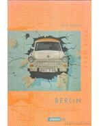 Berlin - útikönyv és térkép
