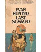 Last summer - Hunter, Evan