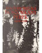 Magyarországi boszorkányperek 1529-1768 II-III.