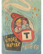 Úttörő naptár 1964-65