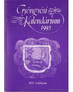 Gyöngyösi kalendárium 1995.