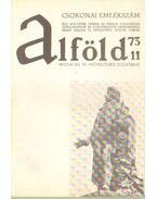 Alföld 1973/11.