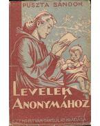 Levelek Anonymához
