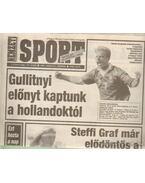 Nemzeti Sport 1994. V. évf. június (hiányos) - Szekeres István