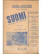 Suomi az ezer tó országa