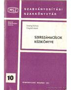 Szerszámacélok kézikönyve (1977)