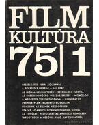 Film kultúra 1975. XI. évfolyam (teljes)