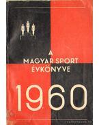 A Magyar Sport Évkönyve 1960