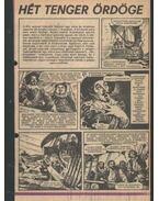 Hét tenger ördöge (Füles 1981. 32-42. szám 1-11. rész)