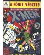 X-Men 1995/4 július 25. szám
