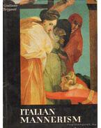 Italien Mannerism