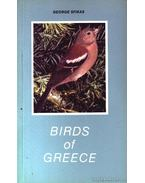 Görögország madarai (Birds of Greece)