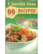 F. Horváth Ilona 99 receptje (levesek)