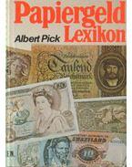 Papiergeld Lexikon