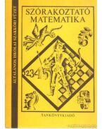 Szórakoztató matematika